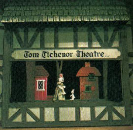 Tom Tichenor Puppet Theatre